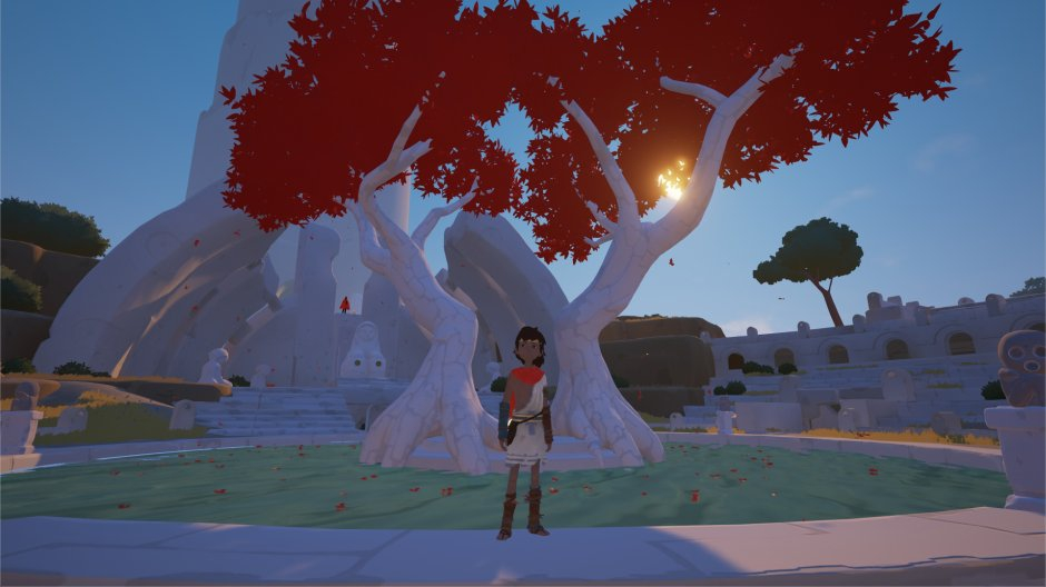 RiME Adventure Game