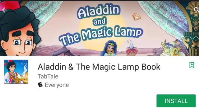 Aladdin Games